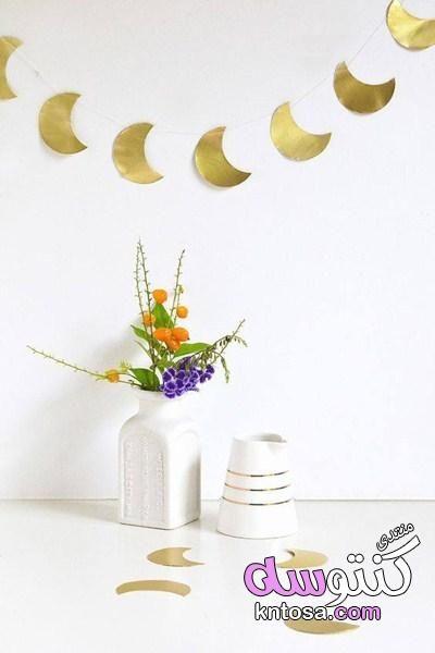 افكار لرمضان بالصور زينة رمضان 2019 ديكورات رمضان حلوة صور زينة رمضان للبيت Kntosa Com 05 19 155 Cross Stitch Patterns Free Disney Garland Crafts