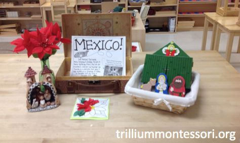Christmas Around the World (activities for a number of countries)
