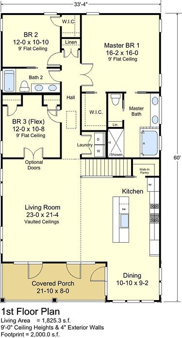 Minnow Cottage Coastal House Plans From Coastal Home Plans Coastal House Plans Cottage Floor Plans Cottage Plan