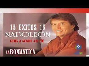 José María Napoleón Hombre Ft José María Youtube Musica Romantica Musica Del Recuerdo Mejores Canciones