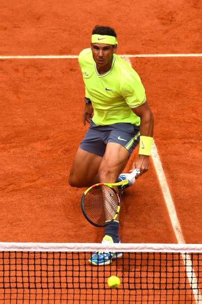 Roland Garros Philippe Chatrier Paris Grand Slam Tennis French Open Tennis World