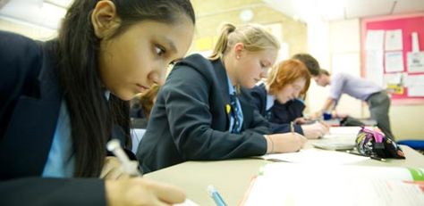 AQA – education charity providing GCSEs, A-levels and support