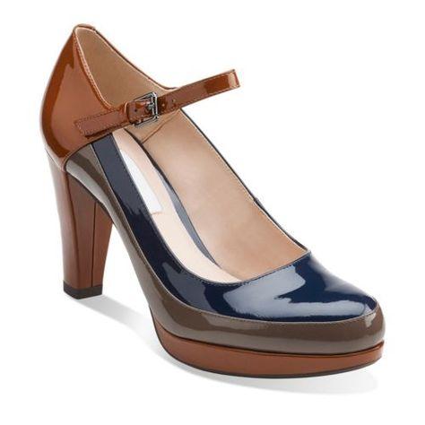 Softwaves Womens Ladies Leather Low Heels Slip On Wedges Slingback Shoes Formal