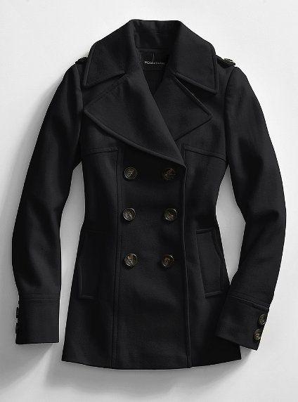Every winter closet of a pea coats for woman - Yasmin Fashions