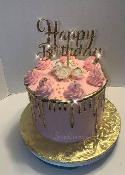 Pin On Birthday Cake Vanilla Ideen