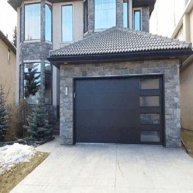 Garage Door Installation Service In Alberta Calgary In 2020 Garage Doors Garage Door Installation Door Installation