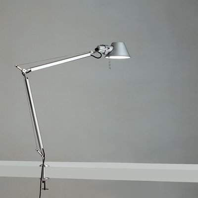 Artemide Tolomeo 25 44 Classic Desk Lamp With Clamp Desk Lamp Classic Table Lamp Table Lamp