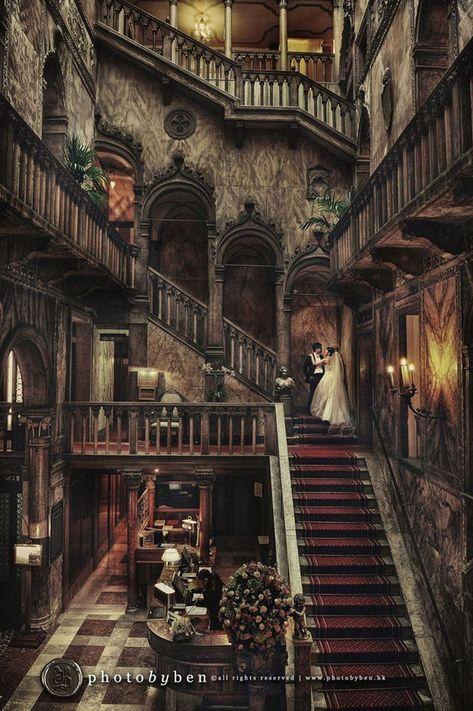 13 Haunted Hotels Around the World That We Totally Want to Check Into - #Check #Haunted #Hotels #totally #World