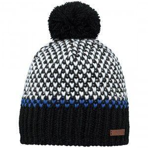 Barts Lester Beanie Hat Black