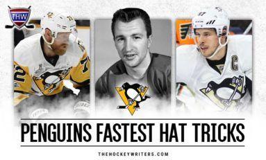 Hornqvist S Hat Night Hat Trick Sets Penguins Record Pittsburgh Penguins Lets Go Pens Penguins