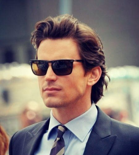 55 Medium Length Hairstyles For Men Styling Tips Men Hairstyles World In 2020 Medium Length Hair Men Business Hairstyles Mens Hairstyles Medium