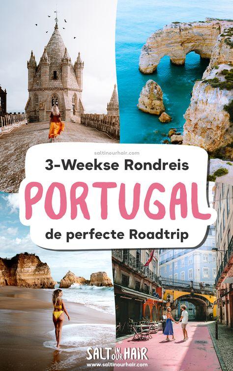 Portugal Reis Gids: Tips voor de perfecte roadtrip Route