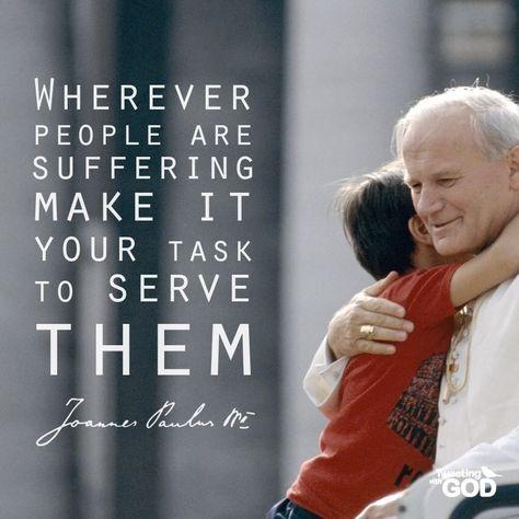 Top quotes by Pope John Paul II-https://s-media-cache-ak0.pinimg.com/474x/8e/7f/cd/8e7fcde24a1cdc4f82135e3a9cbcf546.jpg