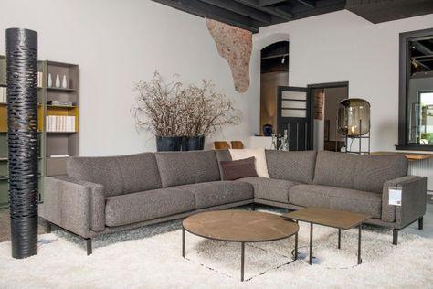 Design Bank Stof.Bellice Hoekbank Stof Medina Leolux Slijkhuis Interieur Design