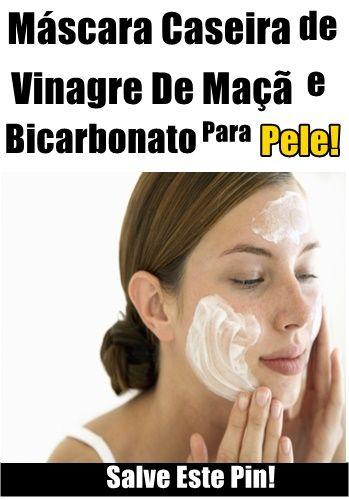 Mascara De Vinagre De Maca E Bicarbonato Passo A Passo