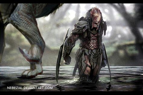 List of Pinterest predator artwork sci fi pictures