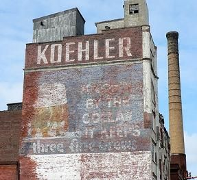 Car Dealerships Erie Pa >> Don T Forget Koehler Beer Unfortunatly This Location Is Now