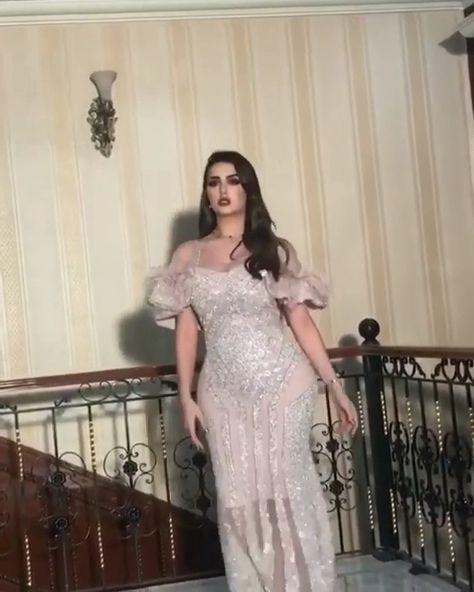 Silver embellished off shoulder dress