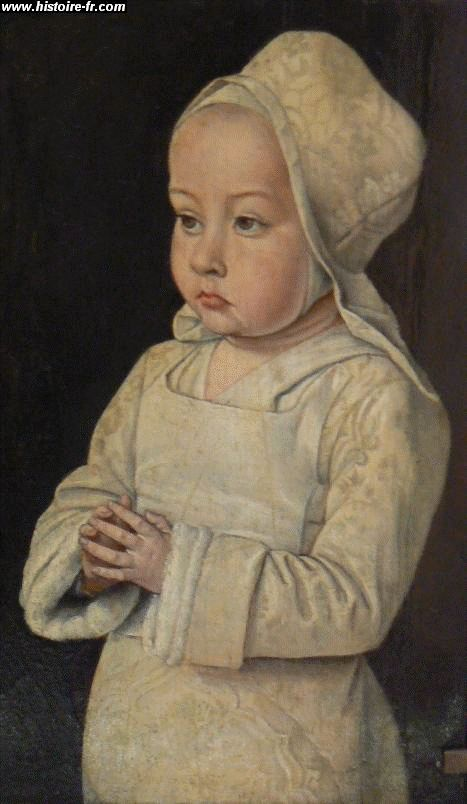 Charles Orlando, Dauphin of France