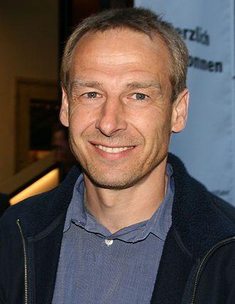 Jurgen Klinsmann Wikipedia The Free Encyclopedia Jurgen Klinsmann Live Soccer Soccer Coaching