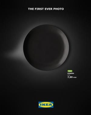 Ikea Black Hole Creative Print Ads Campaigns Of The World Best Advertising Campaigns Creative Advertising Campaign Graphic Design Business Card