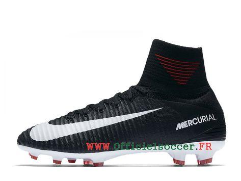 Nike Jr Mercurial Superfly V Dynamic Fit FG Chaussure de football ...