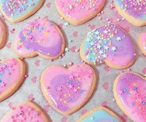 609 images about Food & Candy on We Heart It Cute Food, Yummy Food, Kawaii Dessert, Vanellope Von Schweetz, Pastel Cupcakes, Rainbow Food, Cute Desserts, Pinkie Pie, Aesthetic Food