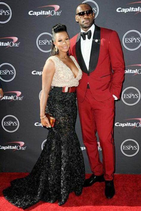 2013 ESPY Red Carpet: LeBron
