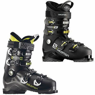 vitello computer Reshoot  Advertisement(eBay) Salomon x Access 80 Ski Boots all Mountain Ski-Boots  4-Schnallen New | Ski boots, Ski boot sizing, Boots