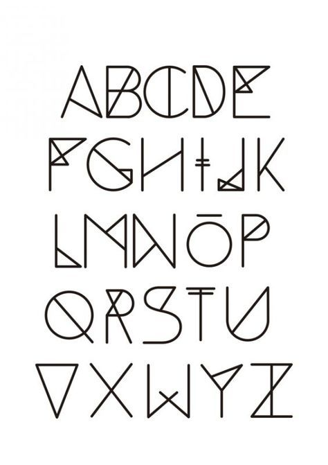Cool Weird Fonts 1