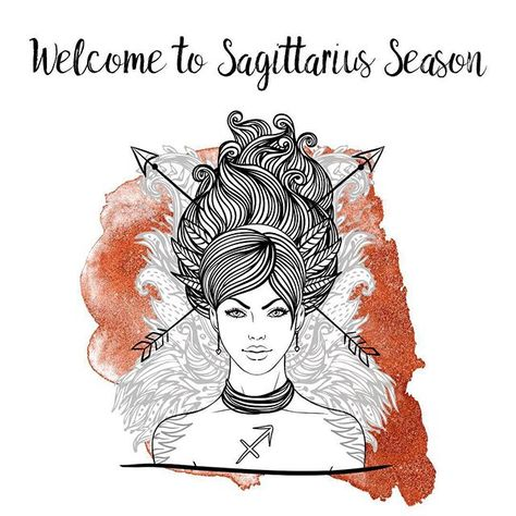 sagittariuslife It's the season of firey...