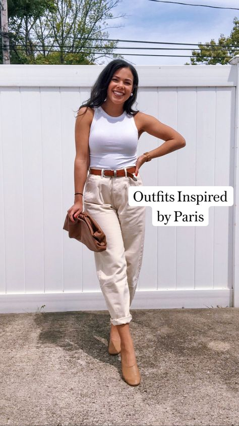 Outfits Inspired by Paris