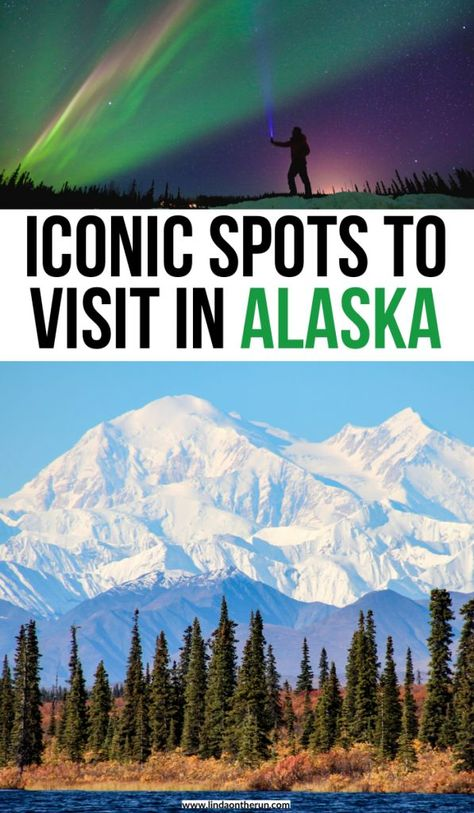 These Alaska itinerary stops will help you plan the perfect trip to Alaska! From Denali to Seward, this Alaska itinerary covers everything to see and do. Alaska Travel, Travel Usa, Travel Tips, Cruise Travel, Alaska Trip, Shopping Travel, Beach Travel, Budget Travel, Alaska Book