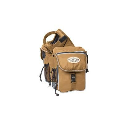 Trail Gear Pommel Bags Weaver Leather Equine Bags Leather Riding Gear