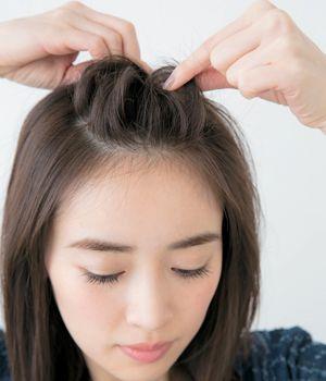 邪魔な前髪どうにかしたい 伸ばしかけ前髪の流し方 仕事中におすすめ