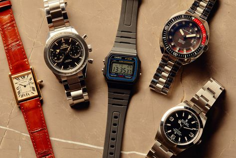 The 50 Best Watches for Men • Gear Patrol