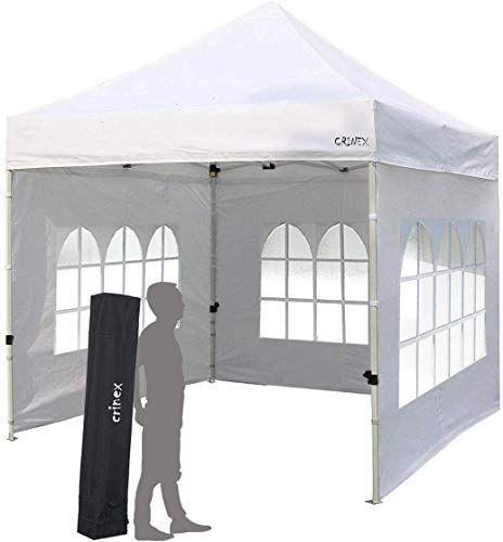 Outsunny 10'x10' Folding Tent Pop Up