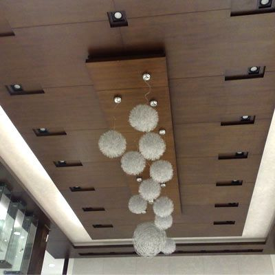 False Ceiling Sangam Interiors Is An Esteemed Interior Decoration ... | C E  I L I N G S | Pinterest | Corporate Offices, Ceilings And Indoor