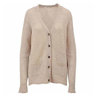 online retailer 5a3ce cd4e2 Kaschmir Strickjacke Damen Beige   Damen Strickjacke   Sweaters