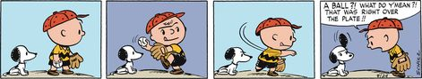Peanuts Begins by Charles Schulz for September 11, 2019