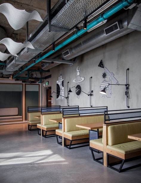 Roy David Studio designed the offices for digital marketing intelligence company SimilarWeb, located in Tel Aviv, Israel. The offices of high tech company