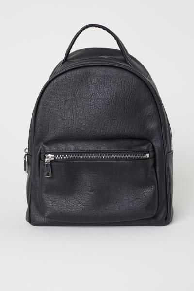 9b08e35ccb55 Small Backpack in 2019   My Style: Autumn/Winter   Backpacks, Black ...