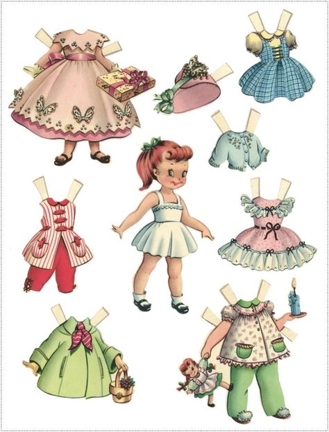 Printable Paper Dolls 10 Free Printable Paper Dolls - My girls will love this.good thing I have some mad scissorz skillz Free Printable Paper Dolls - My girls will love this.good thing I have some mad scissorz skillz :) Paper Dolls Printable, Printable Vintage, Vintage Paper Dolls, Victorian Paper Dolls, Vintage Paper Crafts, Victorian Dollhouse, Modern Dollhouse, Paper Toys, Free Paper