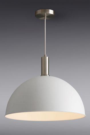 Fenton Ivory Dome Pendant Lighting Pendant Lighting Hanging Lights