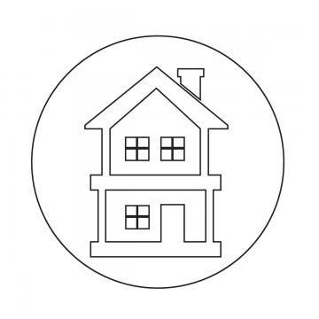집에 아이콘 건축 미술 건물 Png 및 벡터 에 대한 무료 다운로드 아이콘 건축 그래픽