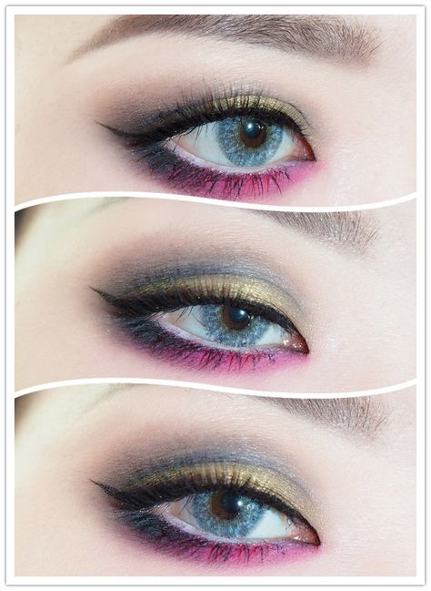 Colored lens give u stunning eyes.Do u wanna it?Find out you what u love>>http://www.ttdeye.com  #makeupturotial #eyeshadow #ttdeyecloredlens #contactlens #colored