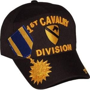 a7c3d816c58 NEW 1ST CAV 1 ST CAVALRY DIVISION DIV AIR MEDAL ARMY HAT