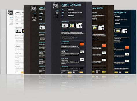 ProCV - Professional Online Resume   CV - Resume   CV Specialty - online resume website