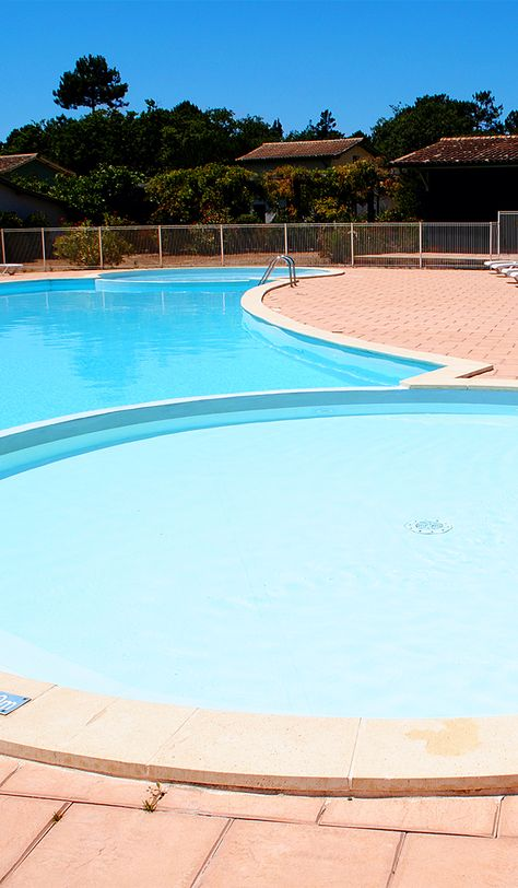 Au sein de la Résidence #Nemea L\u0027Estacade, profitez d\u0027une piscine - residence vacances arcachon avec piscine