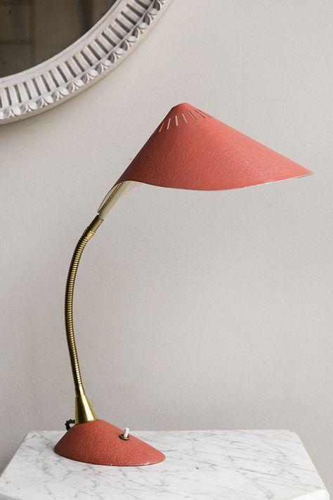 1930's german art deco bauhaus TABLE LAMP bedside lamp